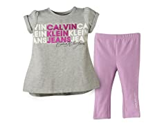 2-Pc Legging Set (2T-4T)