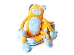 Elegant Baby - Baby Blanket & Toy