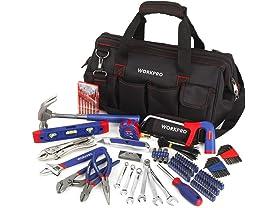 WORKPRO 156-Piece Home Repair Tool Set