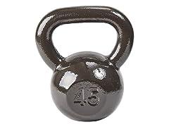 Everyday Essentials Cast Iron Kettlebell