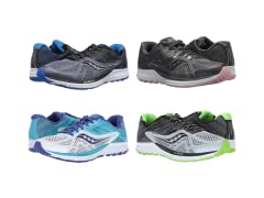 Saucony Men's and Women's Ride 10 Shoes