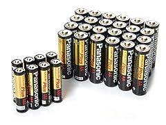 Panasonic Battery Pack - 24AA/8AAA