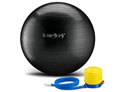 Static Strength Exercise Stability Ball