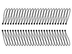 AmazonBasics 11-Inch Ball Bungee Cord