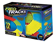 160-Piece Neo Tracks Expansion Pack