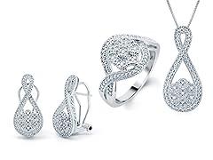Diamond Ensemble - White