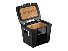 Sovaro 30 Quart Hard Sided Cooler