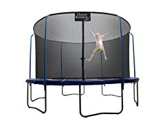 """SKYTRIC"" 13 Ft. Trampoline w/ Enclosure"