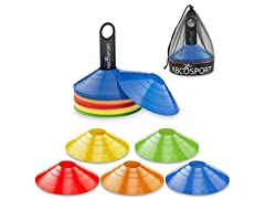 Abcosport ABC2103 Disc Cones - Set of 50
