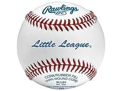 Rawlings Little League Competition Grade Baseballs
