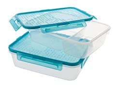 Snapware Airtight 4Pc Rectangle Set