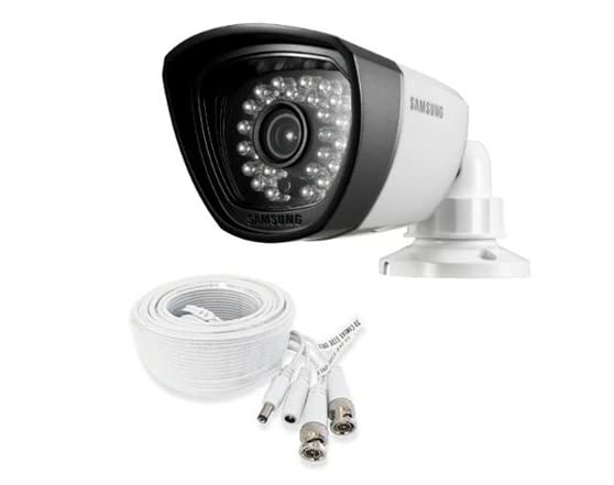 Samsung Security Camera With Cable