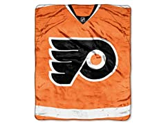 Philadelphia Flyers Throw