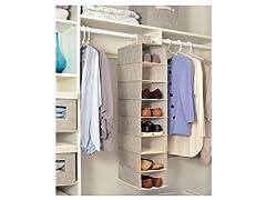 8 Tier Hanging Closet Organizer