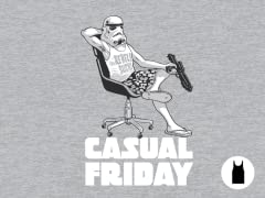 Casual Friday Unisex Tank Top