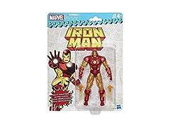 Marvel Retro 6-inch Collection Iron Man