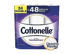 Cottonelle Ultra ComfortCare Toilet…
