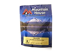 Mountain House Granola & Blueberries 6pk