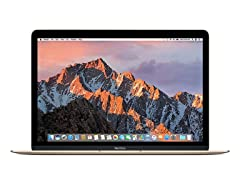 "Apple 12"" Intel Core M5 256GB Macbook"