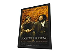 Good Will Hunting 27x40 Framed