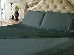 Hotel Comfort Bamboo Fiber Sheets - Queen
