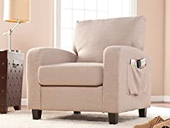 Kellyton Arm Chair - Oyster