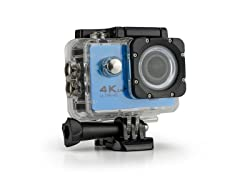 XIT Action Camera Kit w/Wrist RF & Remote