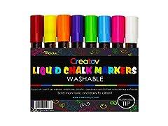 Liquid Chalk Chalkboard Markers 8 Pack