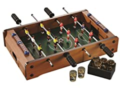 Game Night Foosball Table Drinking Game