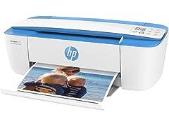 HP DeskJet 3755 All-in-One Printer Blue
