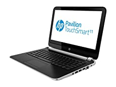 "HP 11.6"" TouchSmart Dual-Core Laptop"