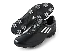 adidas Men's Golf Shoes- Black/White