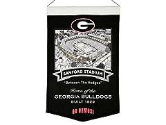 Georgia Stadium Banner