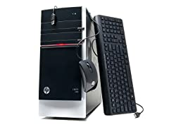 HP ENVY AMD A10, 1TB SATA Desktop