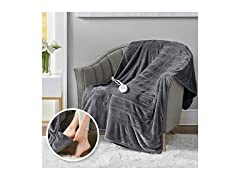 Degrees of Comfort Heated Throw