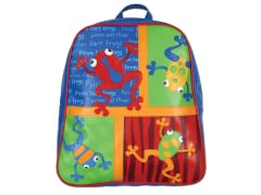 Stephen Joseph Dart Frog Go-Go Backpack
