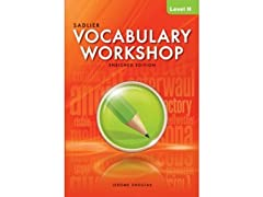 Vocabulary Workshop Enriched Edition