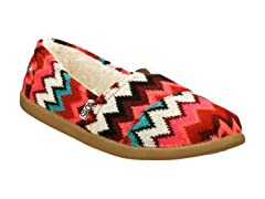 Bobs World The Zig Slipper - Multi