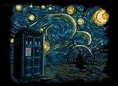 Starry Gallifrey