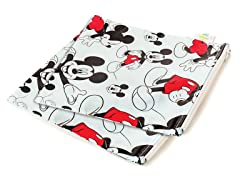 Classic Mickey Large Snack Bag 2-Pk