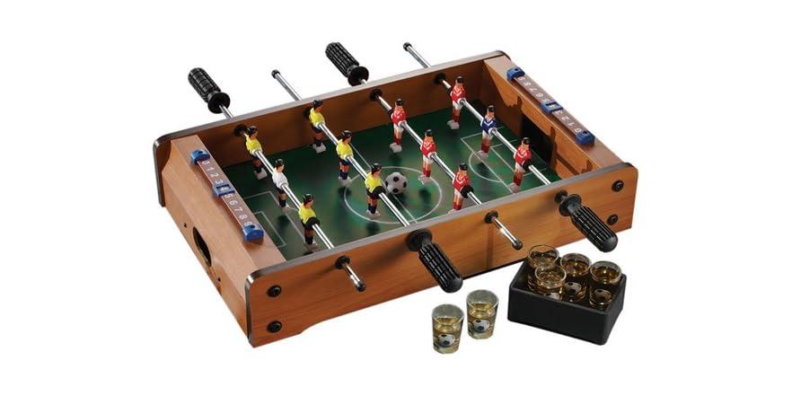 Foosball Drinking Game