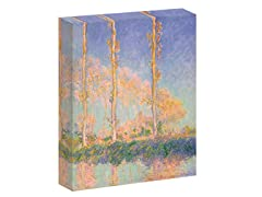 Monet Poplars (Autumn), 1891 (2 Sizes)