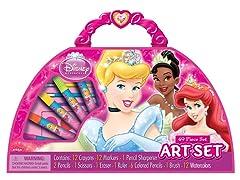 Disney Princess Purse Art Set