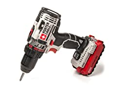 PORTER-CABLE 20-Volt Max Cordless Drill-Driver Kit
