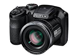 Fujifilm 16MP Digital Camera w/ 30x Opt