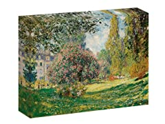 Monet Parc Monceau, 1876 (2 Sizes)