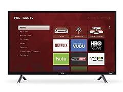 TCL 32-Inch 720p Roku Smart LED TV (2017)