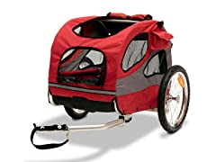 Aluminum Bicycle Trailer - 2 Sizes