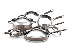 KitchenAid 10-Piece Cookware Set