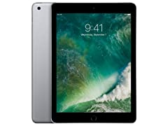 Apple iPad (2017) 4G LTE + Wi-Fi Tablets [International]